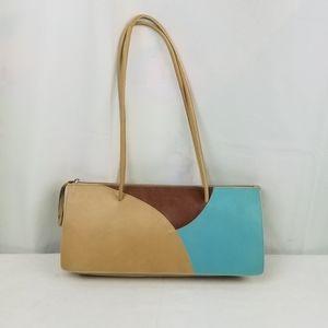Giancarlo Paoli Leather Small Shoulder Bag